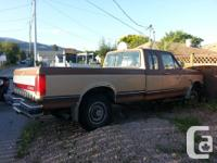 Make Ford Version F-250 Year 1991 Colour Brown kms