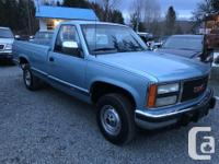 Make Chevrolet Model 1500 Year 1991 Colour BLUE kms