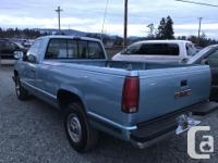 Make GMC Model 1500 Year 1991 Colour BLUE kms 270000