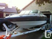 Stunning as well as effective 20 foot watercraft. An