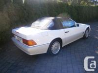 1991 Merecedes Benz 300SL