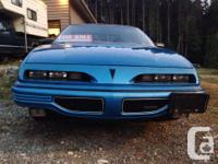 Make Pontiac Model Grand Prix Year 1991 Colour Blue
