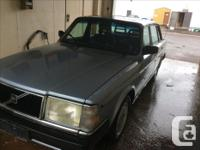 Make Volvo Year 1991 Colour Blue Trans Automatic kms