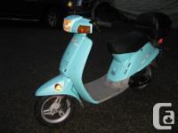 Make Yamaha Year 1991 1991 Yamaha Razz, 50 cc scooter,