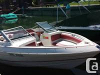1992 17 foot Larson All American bowrider with ?3.0