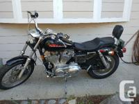 Make Harley Davidson Model Sportster Year 1992 kms