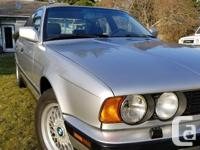 Make BMW Year 1992 Colour Silver Trans Automatic kms