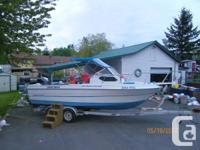 New furniture,. Boat trailer rebuilt. 200hp Merc Black