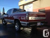 This reliable pick-up is in good condition with 272,000