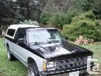 1992 chevy s10 4x4