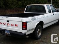 Make. Dodge. Model. Dakota Club. Year. 1992. Colour.