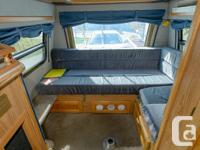 Get out on the road this season with this Camper Van.