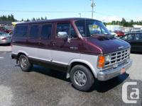 1992 Dodge Ram 150 Van- Fantastic disorder in and out.