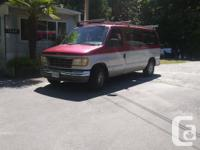 Make Ford Year 1992 Colour red Trans Automatic kms