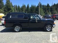 Make Ford Model F-150 Year 1992 Colour Black kms