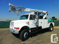 1992 International 4800, DT466, Automatic, 4x4, Air