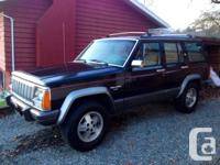 with jeep mileage cherokee owner for low sport original only miles xj sale cheorkee