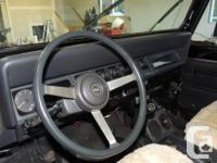 Make Jeep Model Wrangler Year 1992 Colour Black Trans
