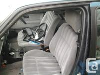 I have a 1992 Volkswagen Jetta Deisel for parts. The