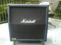 royal blue tolex 30th anniversary cab 4x12 gt 75 watt