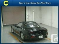 1992 Mazda RX-7 Twin-Turbo Manual RWD Simply 94K'S $161