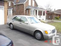 Nice Standard - S Class 500 -W140 physical body style,