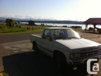 Make Nissan Model Frontier Year 1992 Colour White kms