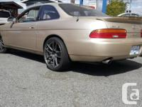 Immaculate health condition Lexus SC400 - 1992. it has