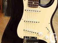 Right here is a 1993 American made Fender Stratocaster
