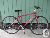 Yokota Ahwannee Cross 1993 hybrid bike in exceptional