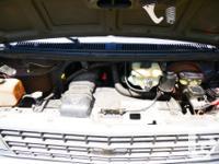 Make Chevrolet Model G-Series G20 Year 1993 Colour