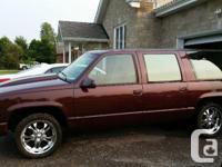 Make Chevrolet Model Suburban Year 1993 Colour purple