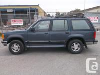 Make Ford Colour DARK BLUE Trans Automatic kms 260 1993