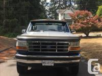 Make Ford Model F-150 Year 1993 Trans Automatic kms