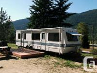Good Condition, Inspected and Serviced by an  RV Tech