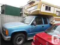1993 GMC 3/4 Ton Club Cab For Sale.  Automatic with