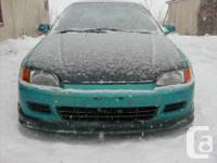 Would like to offer my made use of 1993 Honda Civic Si