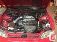 Make Honda Year 1993 Colour Red Trans Manual kms 310
