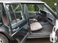 Make Jeep Model Cherokee Year 1993 Colour GREEN kms