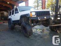 Make Jeep Year 1993 Colour White Trans Automatic kms