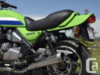 1993 Kawasaki ZR 1100 Eddie Lawson Replica ELIGIBLE FOR