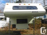 Price: $8,995 Stock Number: RV-1562A Great value with