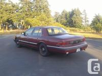 Trans Automatic Fully loaded 1993 Mercury Grand Marquis