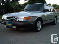 1993 SAAB 900 Turbo WAS NOT DRIVEN WINTERS! Extremely