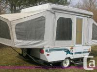 1993 StarCraft Tent Camper. I really do not want to