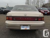 Make Toyota Model Camry Year 1993 Colour GOLD kms 296