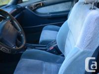 Make Toyota Model Celica Year 1993 Colour White kms