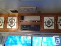 1993 Travelaire Rustler RW245 5th wheel trailer. Dry