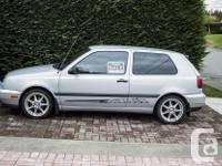 Make Volkswagen Model Golf Year 1993 Colour Silver kms