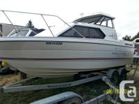 A quite solid boat with lots of area for household & &